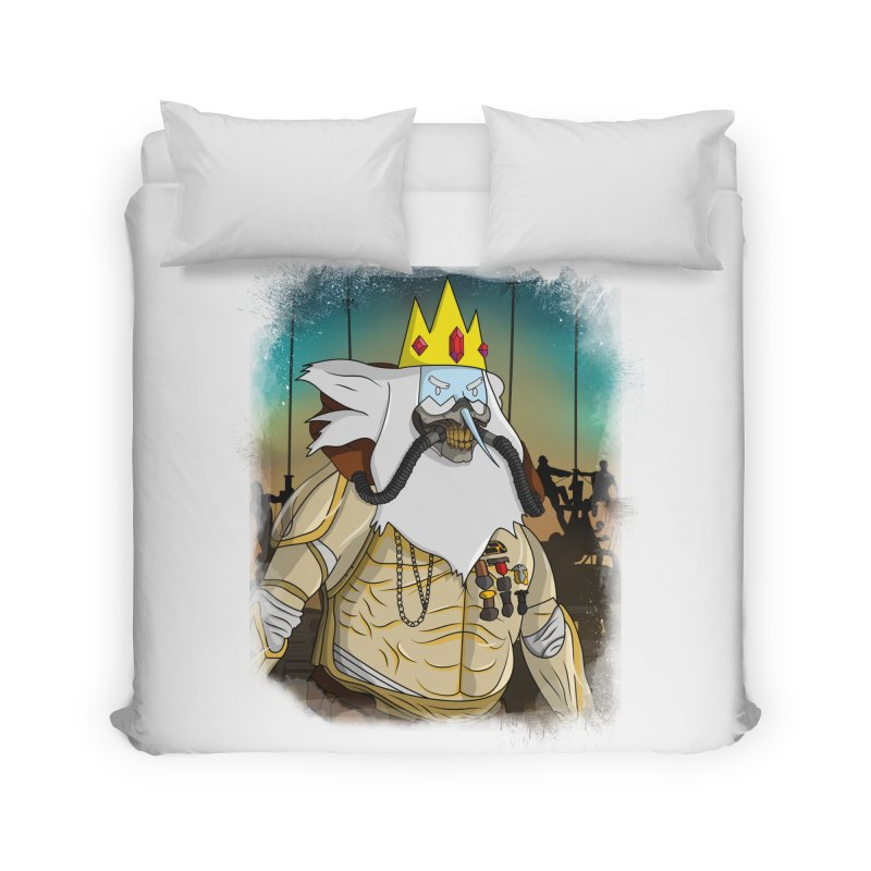 THE KING Home Duvet by City of Pyramids's Artist Shop