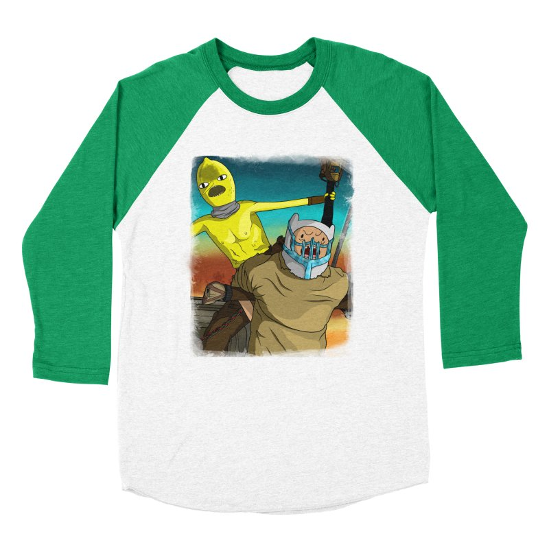 BLOODBAG Men's Baseball Triblend Longsleeve T-Shirt by City of Pyramids's Artist Shop