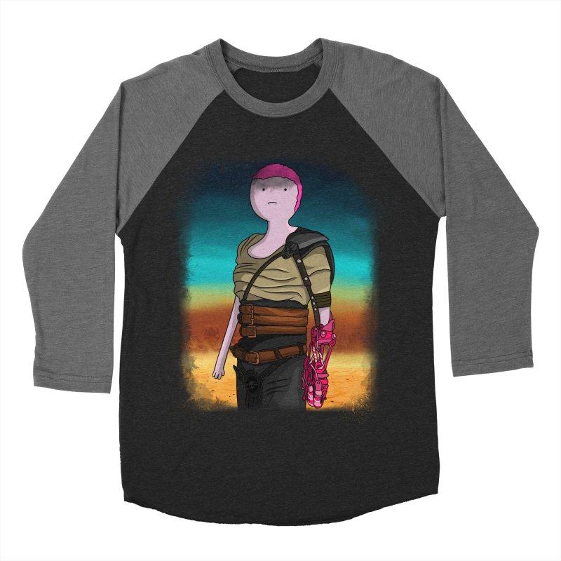 FURIOSA Men's Baseball Triblend Longsleeve T-Shirt by City of Pyramids's Artist Shop