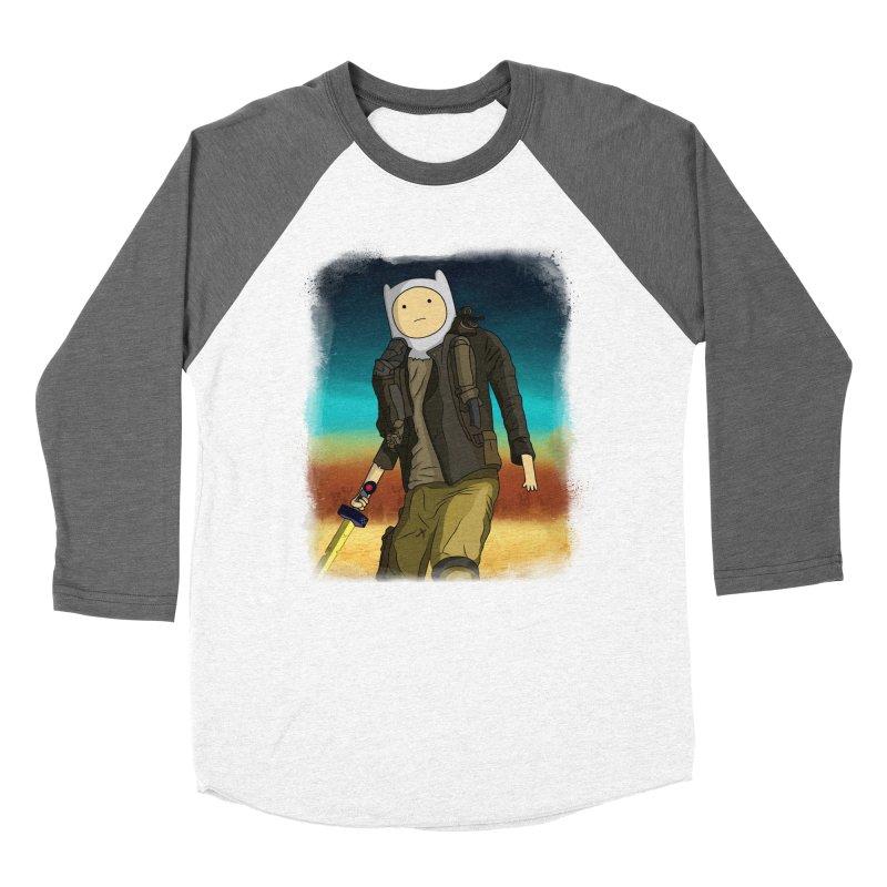 MAD MAX Men's Baseball Triblend Longsleeve T-Shirt by City of Pyramids's Artist Shop