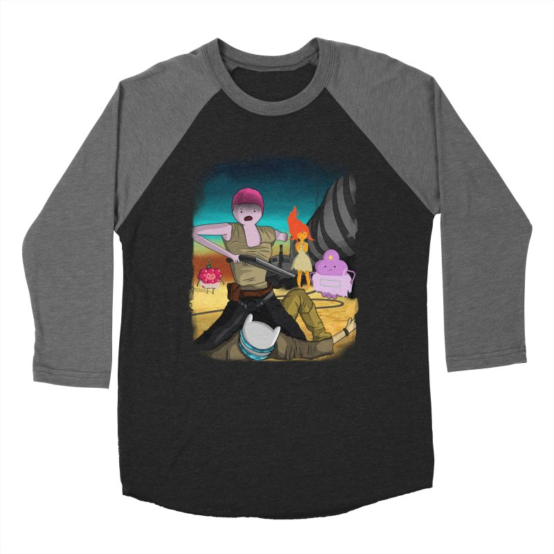 WHAT A LOVELY DAY Men's Baseball Triblend Longsleeve T-Shirt by City of Pyramids's Artist Shop