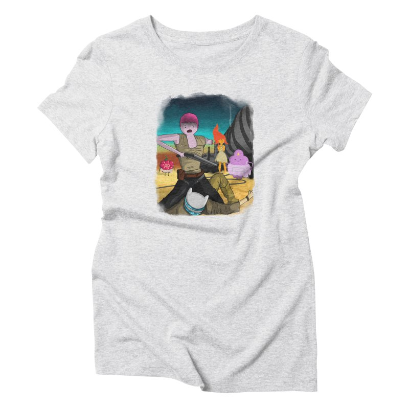 WHAT A LOVELY DAY Women's T-Shirt by City of Pyramids's Artist Shop