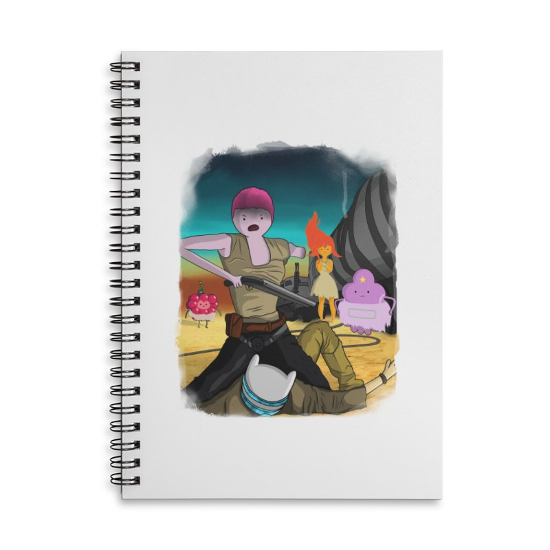 WHAT A LOVELY DAY Accessories Notebook by City of Pyramids's Artist Shop