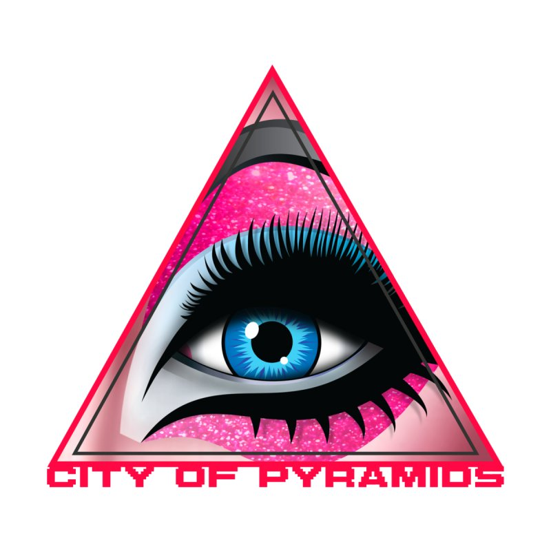 Eyeconic Drag Men's Pullover Hoody by City of Pyramids's Artist Shop