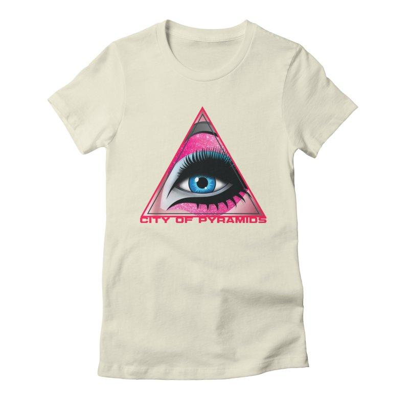 Eyeconic Drag Women's T-Shirt by City of Pyramids's Artist Shop