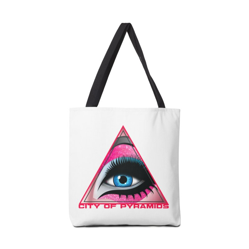 Eyeconic Drag Accessories Bag by City of Pyramids's Artist Shop