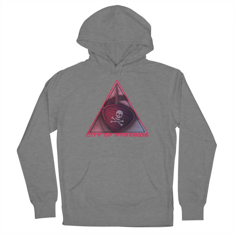 Eyeconic Eyepatch Women's Pullover Hoody by City of Pyramids's Artist Shop