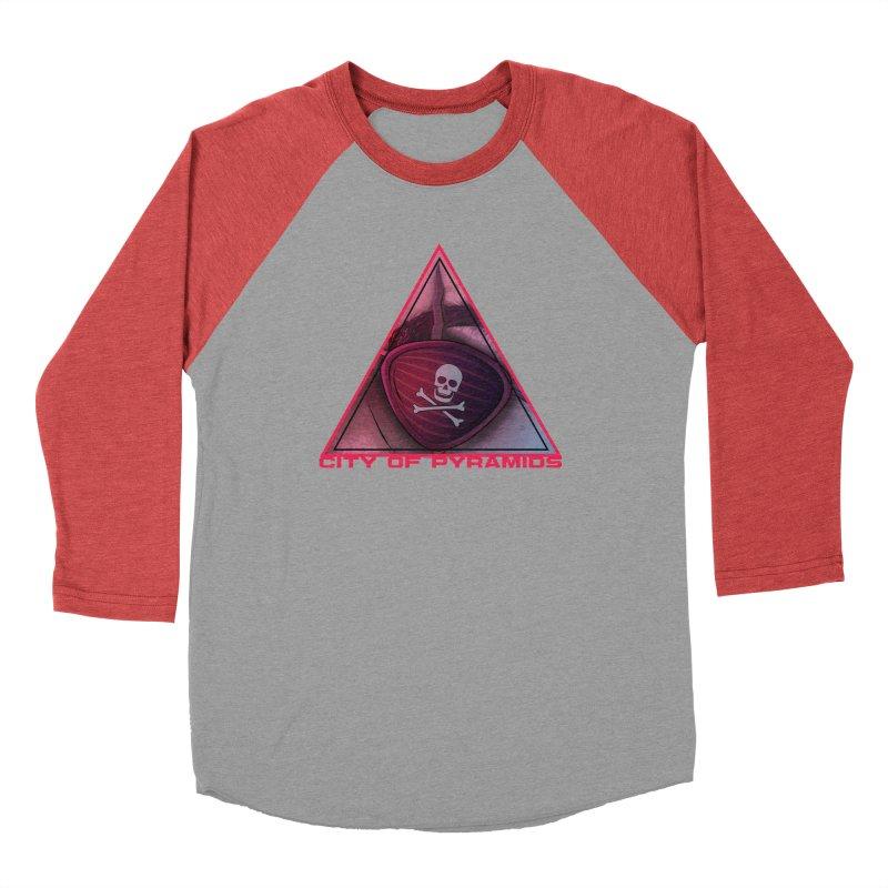 Eyeconic Eyepatch Men's Longsleeve T-Shirt by City of Pyramids's Artist Shop