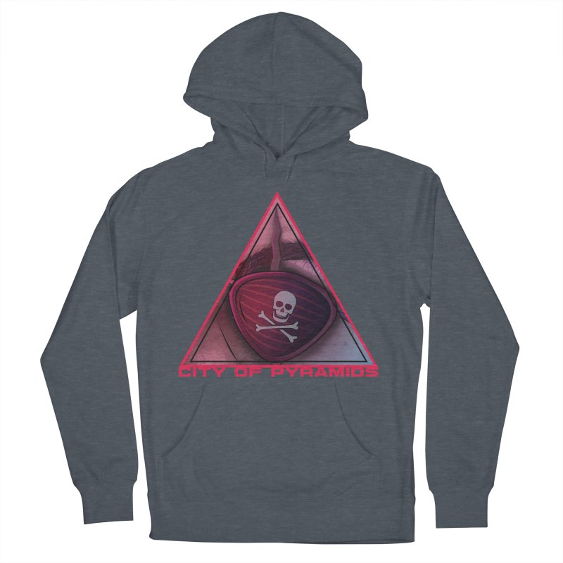 Eyeconic Eyepatch Women's French Terry Pullover Hoody by City of Pyramids's Artist Shop