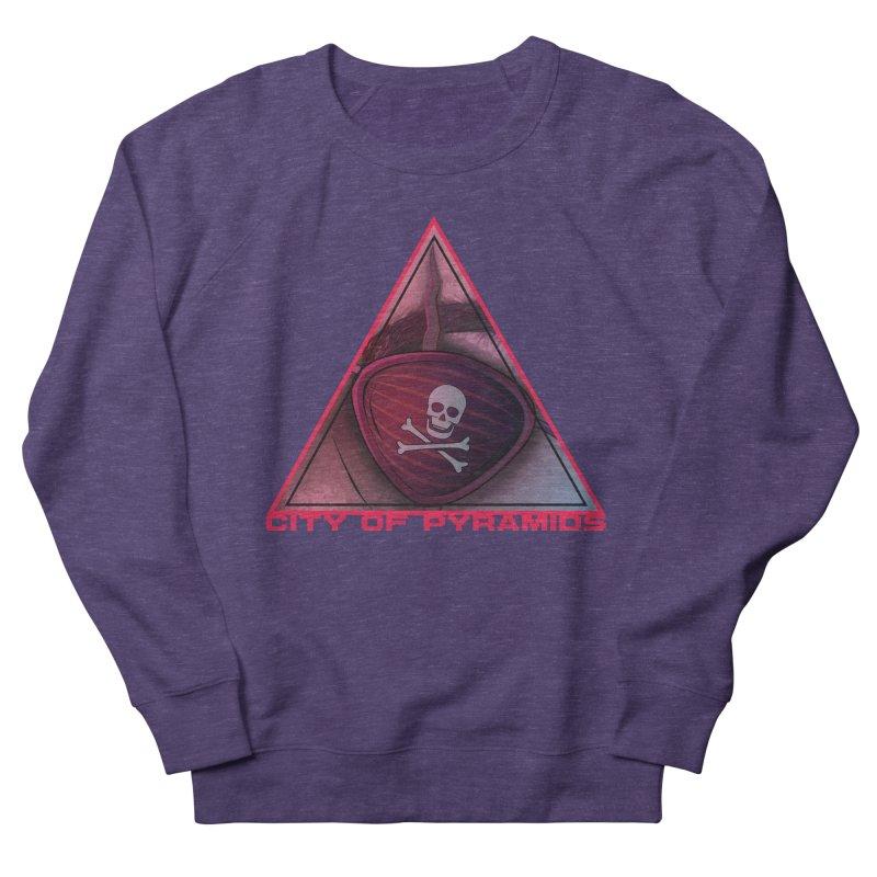 Eyeconic Eyepatch Women's French Terry Sweatshirt by City of Pyramids's Artist Shop