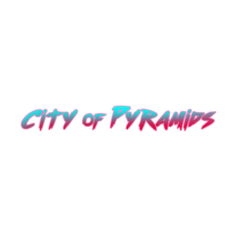 City of Pyramids Accessories Beach Towel by City of Pyramids's Artist Shop