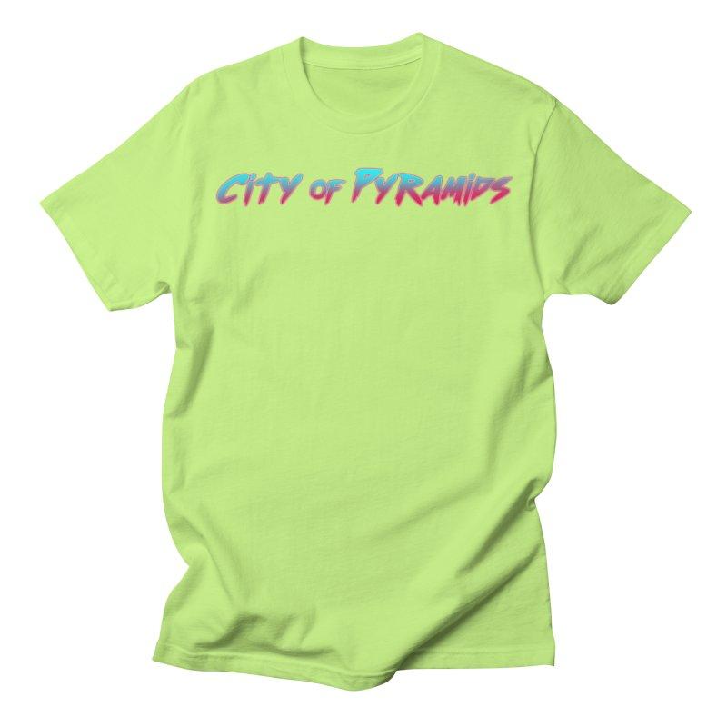 City of Pyramids Women's Regular Unisex T-Shirt by City of Pyramids's Artist Shop