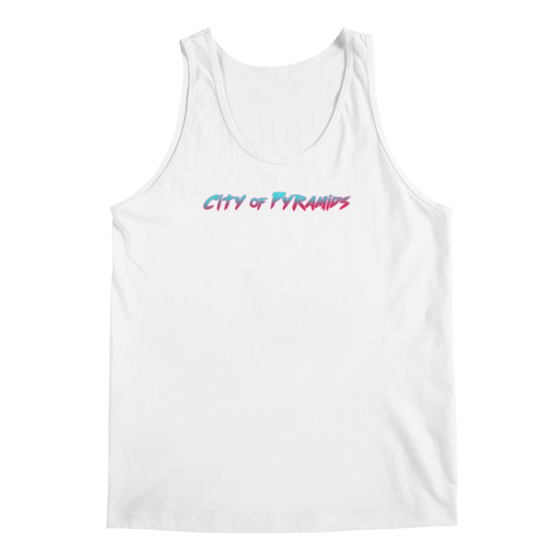 City of Pyramids Men's Regular Tank by City of Pyramids's Artist Shop
