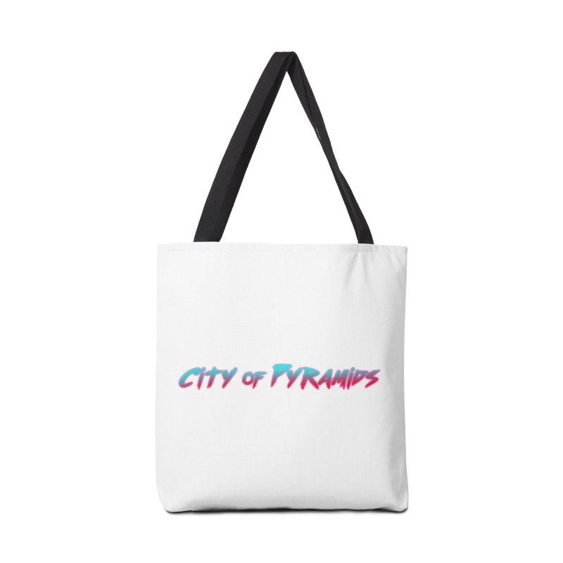 City of Pyramids Accessories Tote Bag Bag by City of Pyramids's Artist Shop