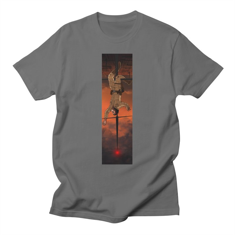 Hang in There-Luke Men's T-Shirt by City of Pyramids's Artist Shop