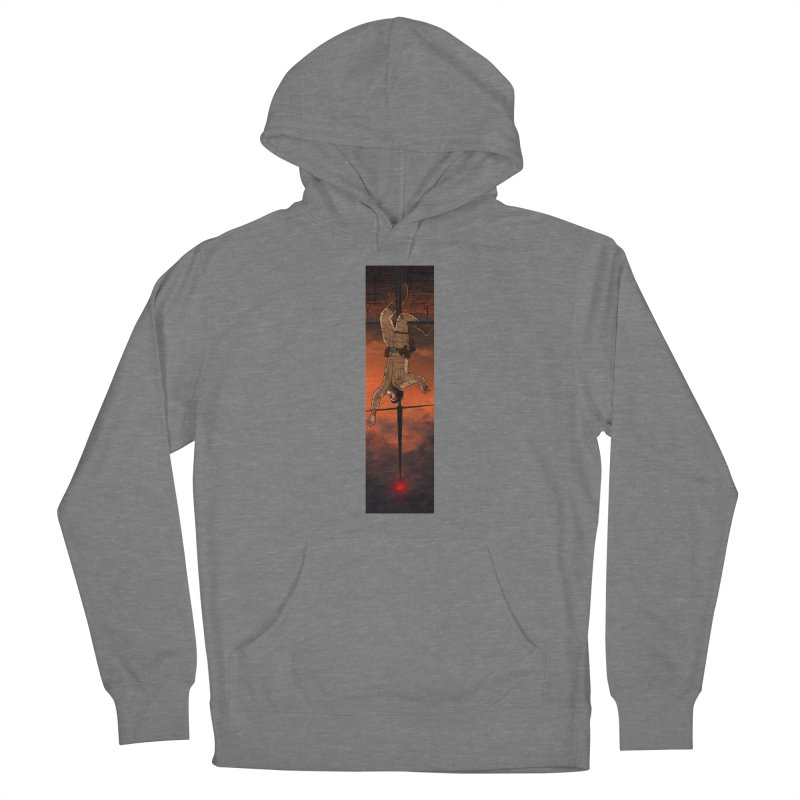 Hang in There-Luke Women's Pullover Hoody by City of Pyramids's Artist Shop