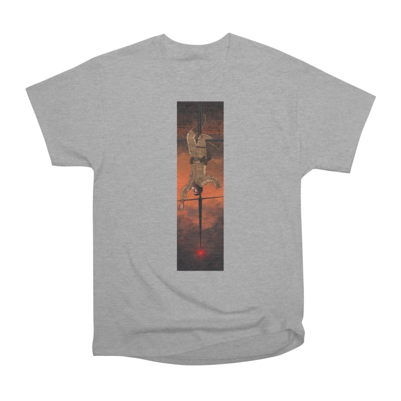 Hang in There-Luke Women's Heavyweight Unisex T-Shirt by City of Pyramids's Artist Shop