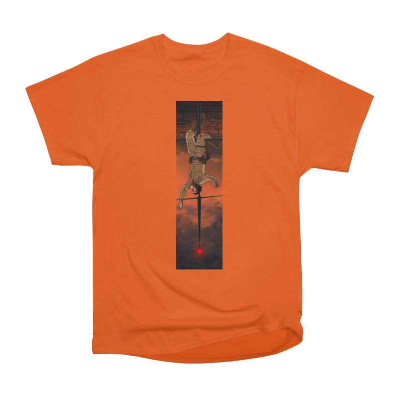 Hang in There-Luke Women's T-Shirt by City of Pyramids's Artist Shop