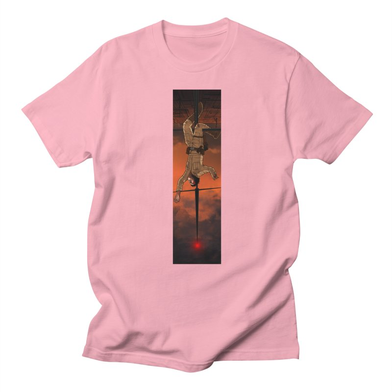Hang in There-Luke Women's Regular Unisex T-Shirt by City of Pyramids's Artist Shop