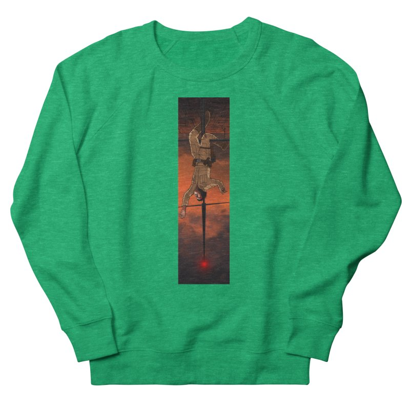 Hang in There-Luke Women's Sweatshirt by City of Pyramids's Artist Shop