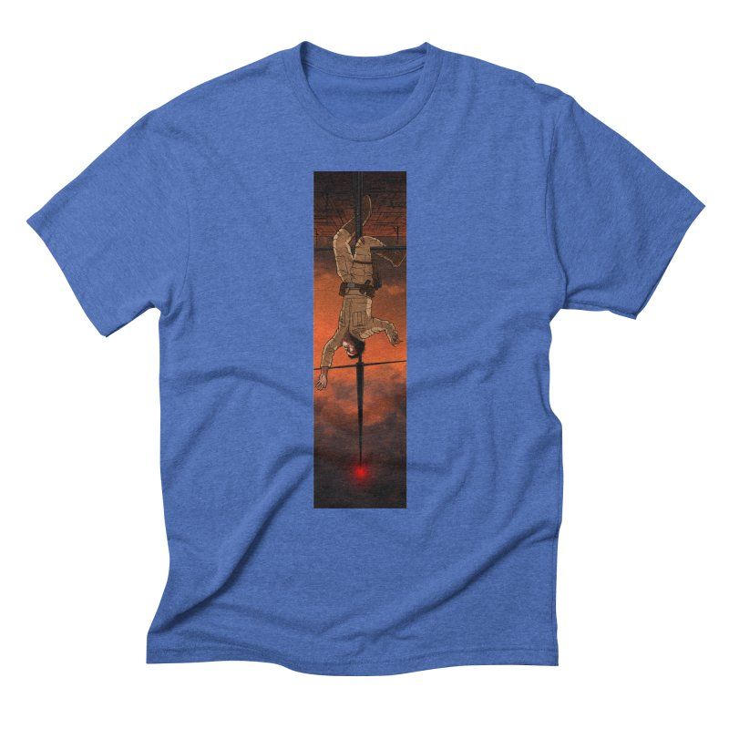 Hang in There-Luke Men's Triblend T-Shirt by City of Pyramids's Artist Shop