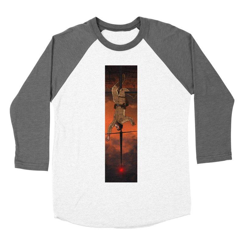 Hang in There-Luke Women's Baseball Triblend Longsleeve T-Shirt by City of Pyramids's Artist Shop