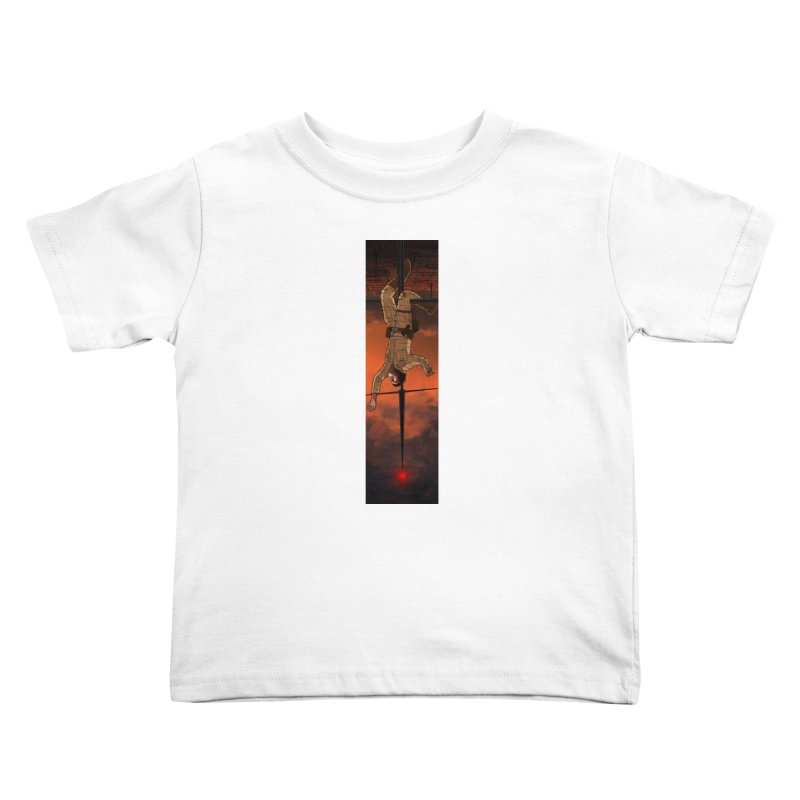 Hang in There-Luke Kids Toddler T-Shirt by City of Pyramids's Artist Shop