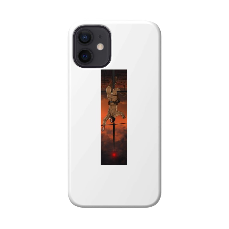 Hang in There-Luke Accessories Phone Case by City of Pyramids's Artist Shop