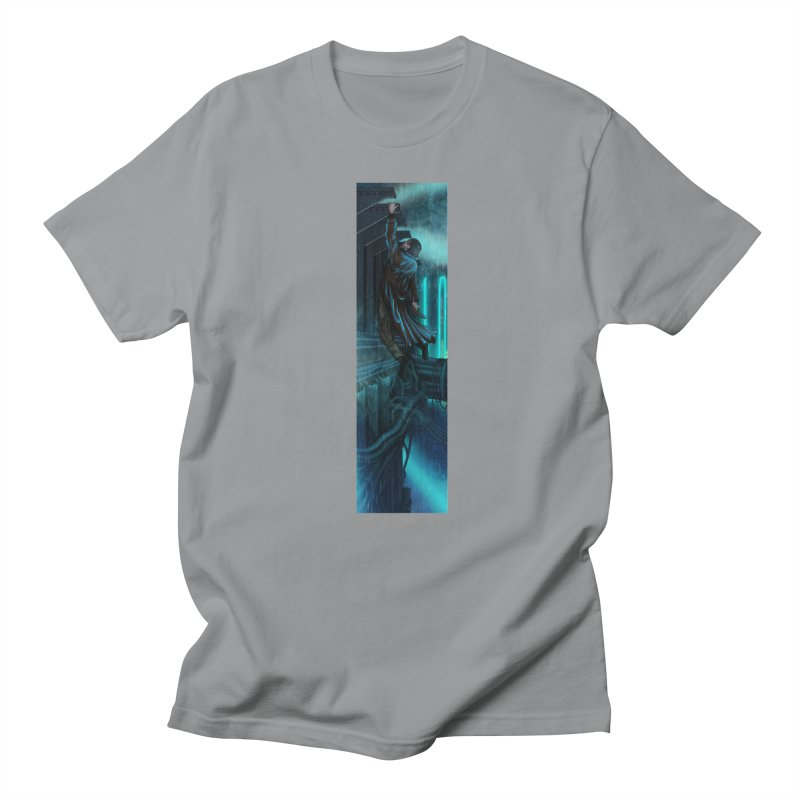 Hang in There-Deckard Men's Regular T-Shirt by City of Pyramids's Artist Shop