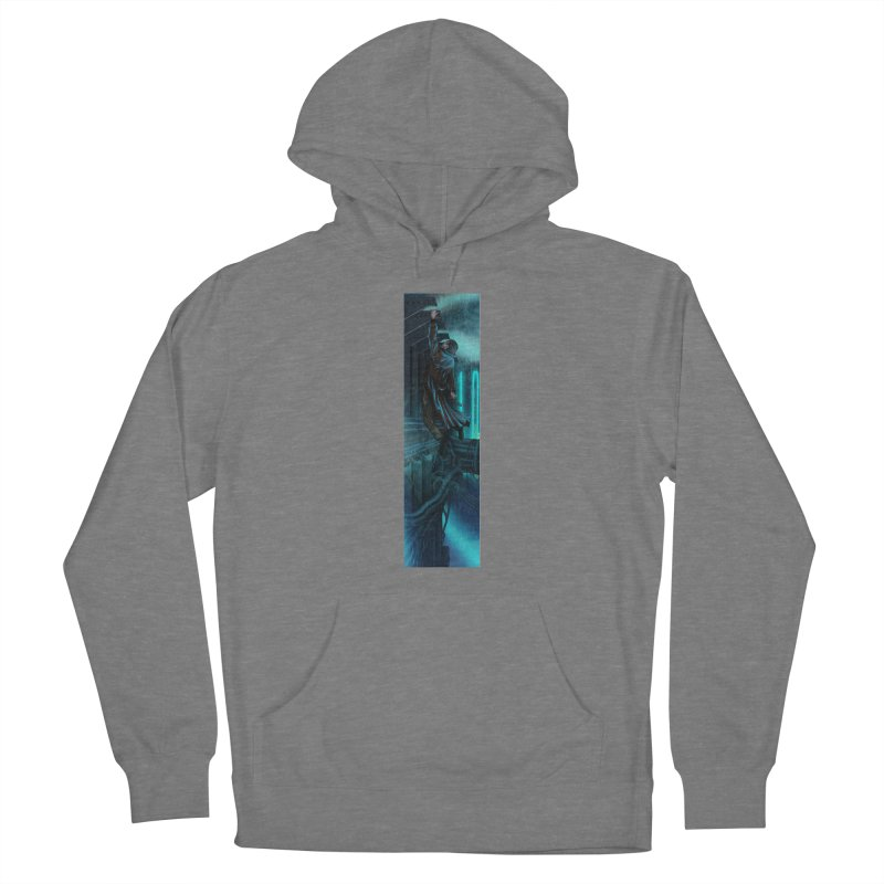 Hang in There-Deckard Women's Pullover Hoody by City of Pyramids's Artist Shop