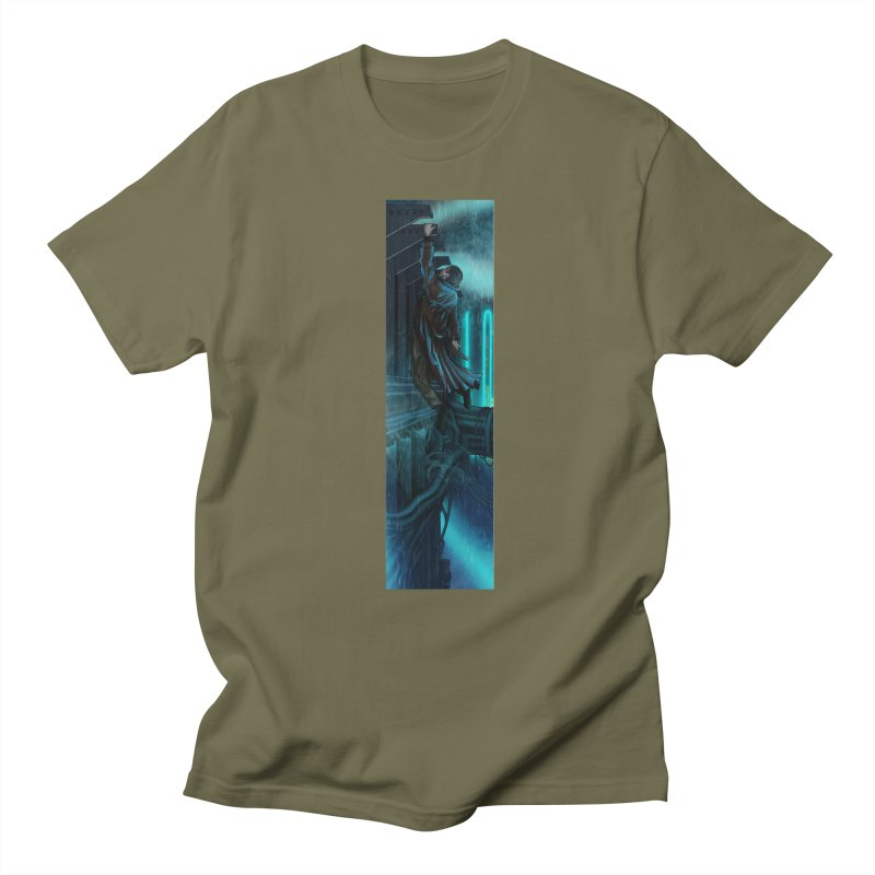 Hang in There-Deckard Men's T-Shirt by City of Pyramids's Artist Shop