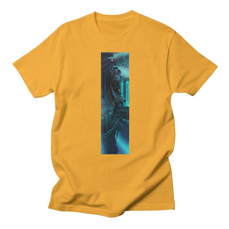 Hang in There-Deckard Men's Regular T-Shirt by City of Pyramids's Artist Shop