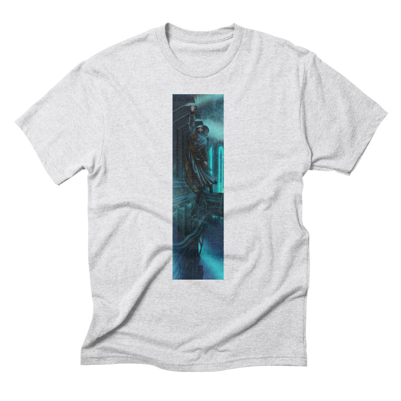 Hang in There-Deckard Men's Triblend T-Shirt by City of Pyramids's Artist Shop