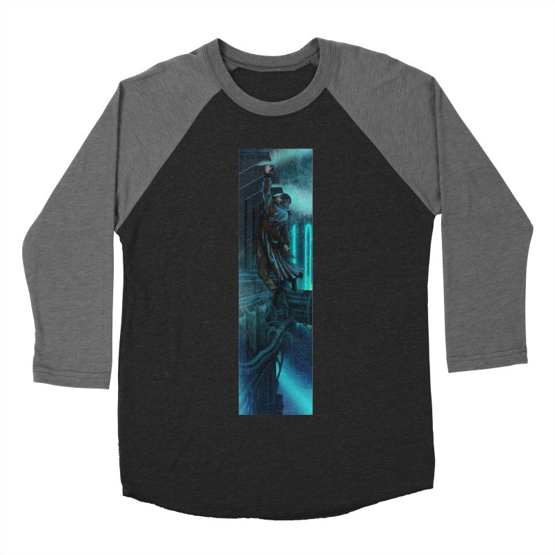 Hang in There-Deckard Women's Baseball Triblend Longsleeve T-Shirt by City of Pyramids's Artist Shop