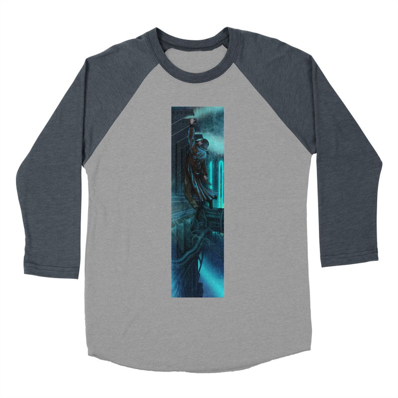 Hang in There-Deckard Men's Baseball Triblend Longsleeve T-Shirt by City of Pyramids's Artist Shop