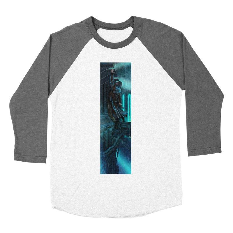 Hang in There-Deckard Men's Baseball Triblend Longsleeve T-Shirt by City of Pyramids's Artist Shop