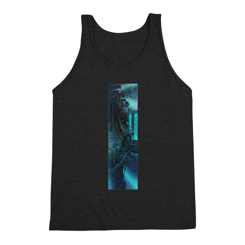 Hang in There-Deckard Men's Tank by City of Pyramids's Artist Shop