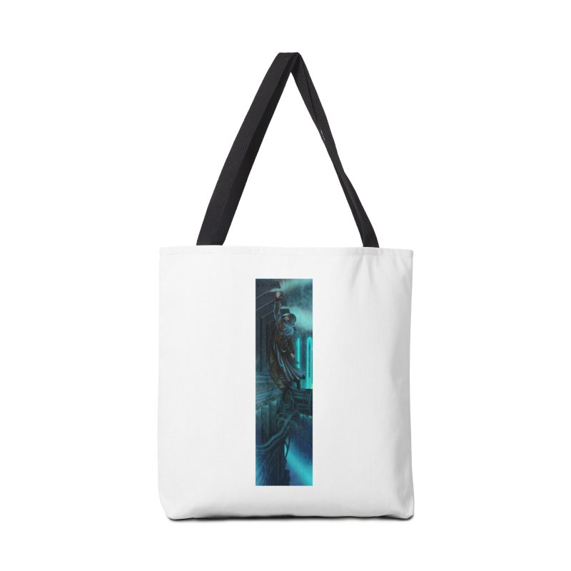 Hang in There-Deckard Accessories Bag by City of Pyramids's Artist Shop