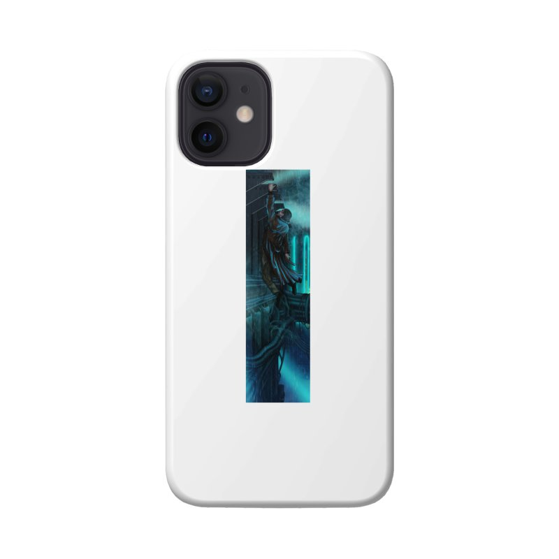 Hang in There-Deckard Accessories Phone Case by City of Pyramids's Artist Shop