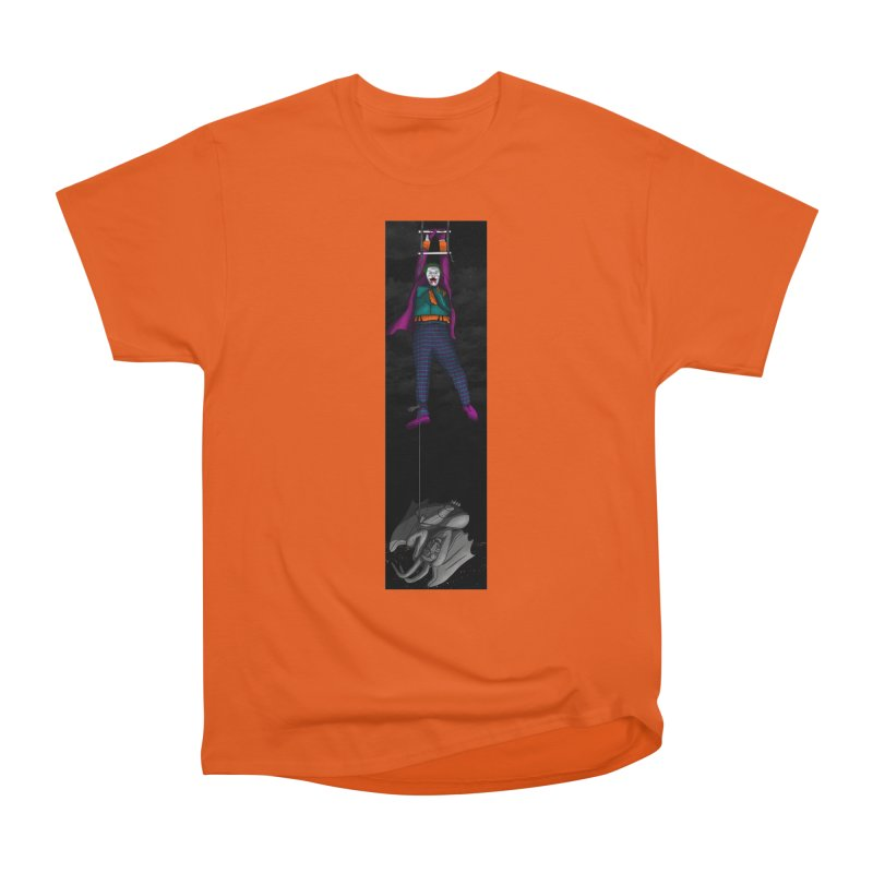 Hang in There-Joker Women's T-Shirt by City of Pyramids's Artist Shop