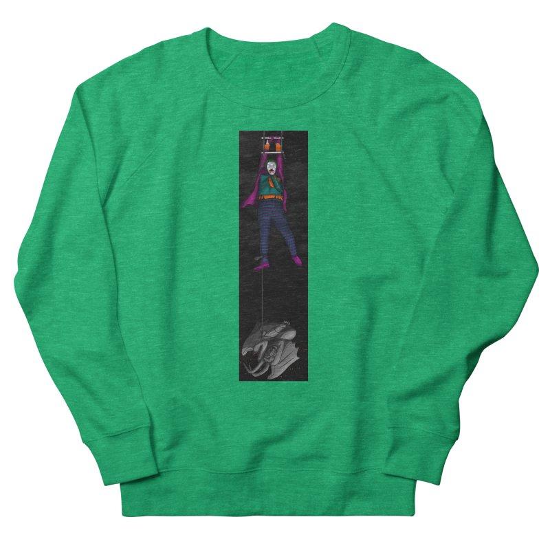 Hang in There-Joker Women's Sweatshirt by City of Pyramids's Artist Shop