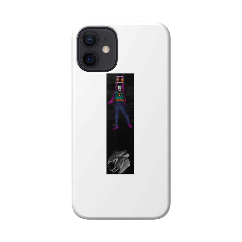 Hang in There-Joker Accessories Phone Case by City of Pyramids's Artist Shop