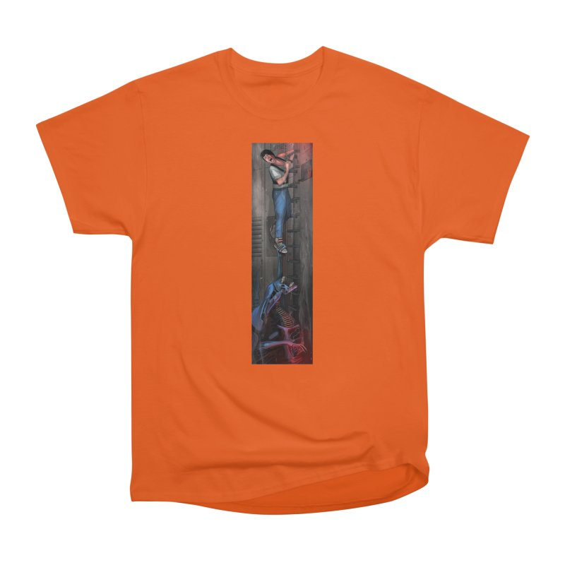 Hang in There-Ripley Men's T-Shirt by City of Pyramids's Artist Shop