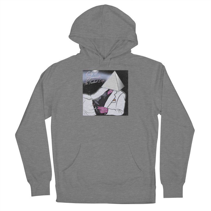 City of Pyramids - The Feedback Loop Women's Pullover Hoody by City of Pyramids's Artist Shop