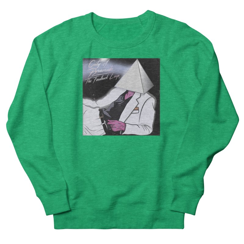 City of Pyramids - The Feedback Loop Women's Sweatshirt by City of Pyramids's Artist Shop