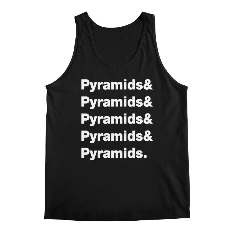 Pyramids & Pyramids Men's Regular Tank by City of Pyramids's Artist Shop