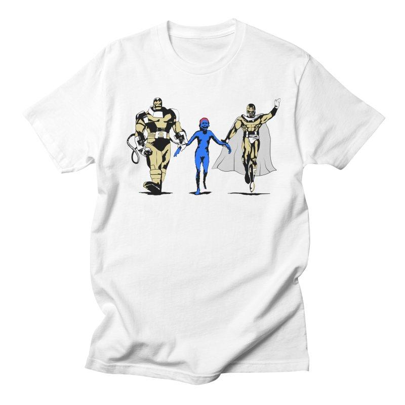 GREYPALM - BANKSY MASHUP Men's T-Shirt by City of Pyramids's Artist Shop