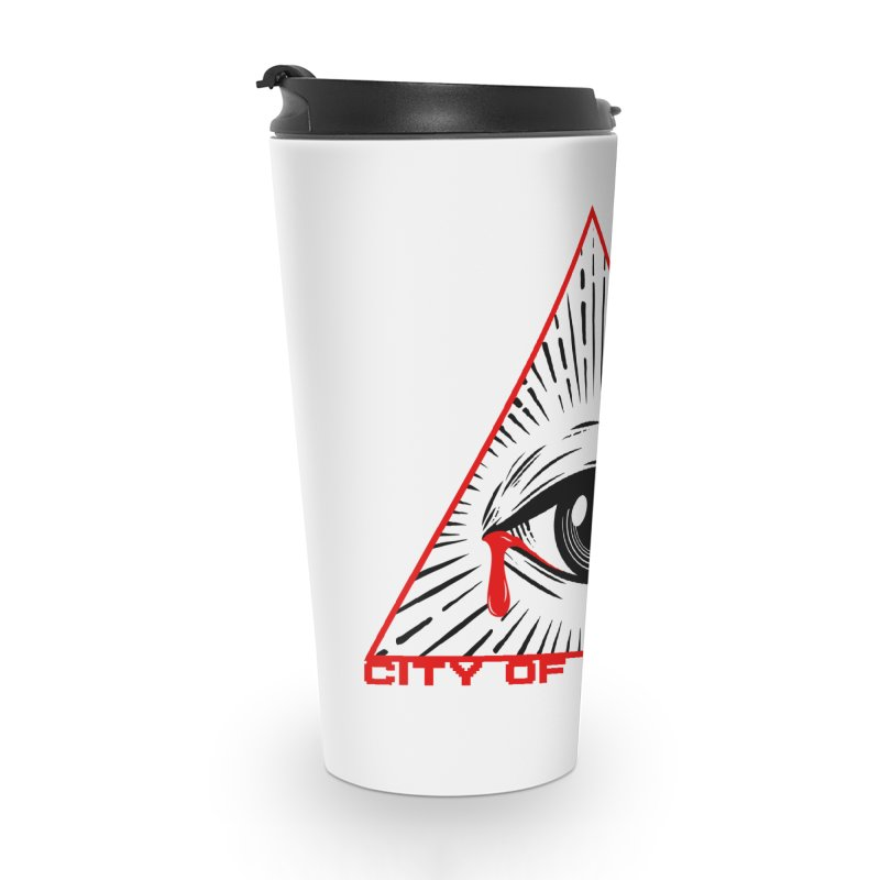 Eyeconic Tears Accessories Mug by City of Pyramids's Artist Shop