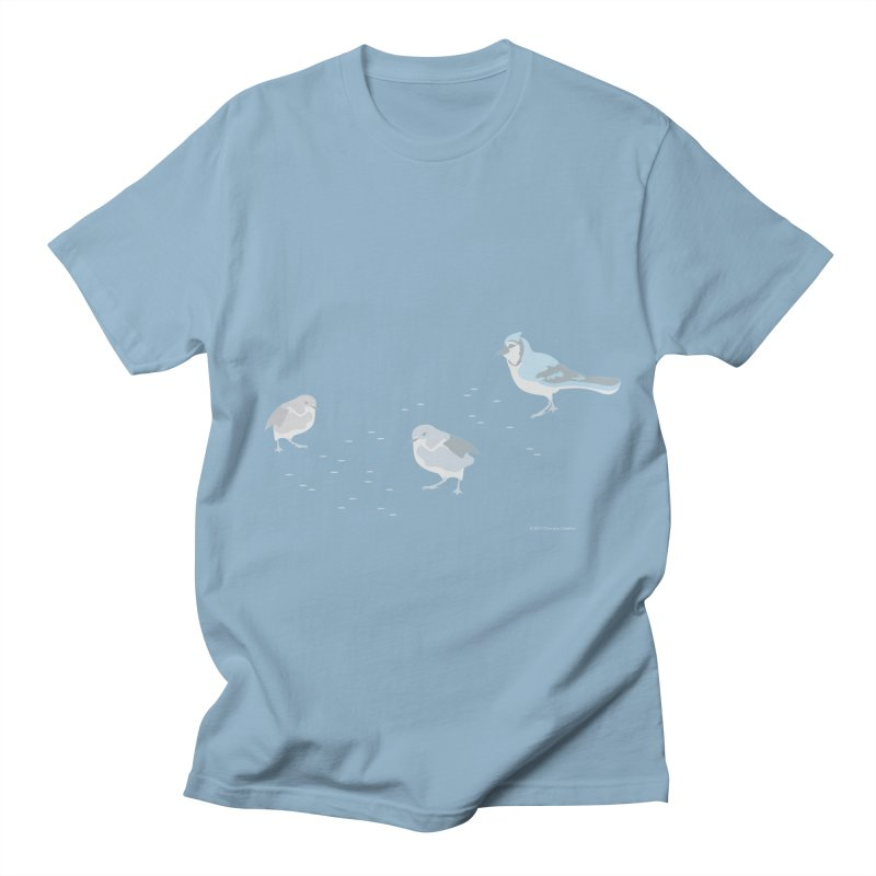 Little Birds (Muted Colors) Women's T-Shirt by cityscapecreative's Artist Shop