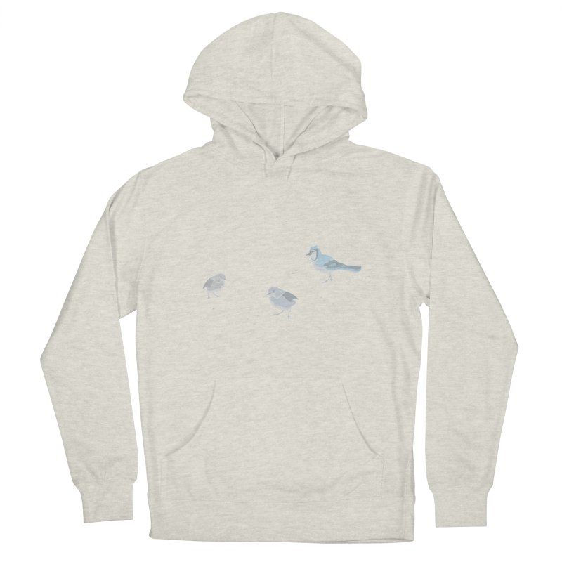 Little Birds (Muted Colors) Men's Pullover Hoody by cityscapecreative's Artist Shop